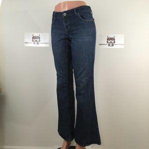 Amer. Eagle Real Flare jeans size 12 ( EUC )